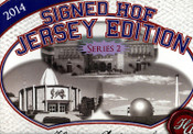 2014 Historic Autographs Signed HOF Jersey Edition Series 2