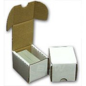100ct Cardboard Storage Box 50ct Bundle