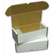500ct Cardboard Storage Box 50ct Bundle