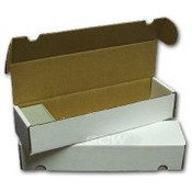 800ct Cardboard Storage Box 50ct Bundle