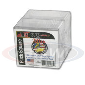 Pro-Mold Puck Square UV Case of 27 (54 Holders)
