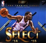 2014/15 Panini Select Basketball Hobby Box