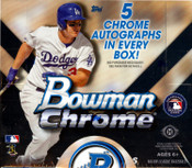 2015 Bowman Chrome Baseball Jumbo HTA Box