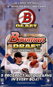 2015 Bowman Draft Picks & Prospects Baseball Super Jumbo Hobby Box