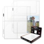 BCW Pro 3 Pocket Page (100ct) Box