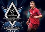 2015 Topps UEFA Champions League Showcase Soccer Box