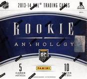 2013/14 Panini Rookie Anthology Hockey Hobby Box
