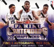 2015/16 Panini Contenders Draft Basketball Hobby Box