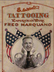 Electric Tattooing, Experienced Work - Fred Marquand