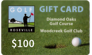 Pro Shop $100 Gift Card