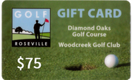 Pro Shop $75 Gift Card