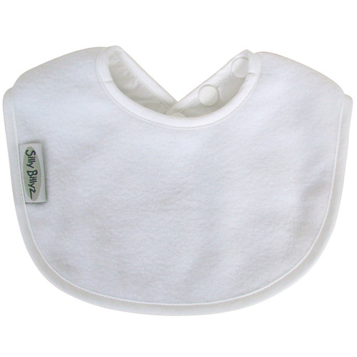 White Fleece Biblet