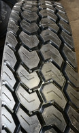 (4- tires ) Retreads 255/70R22.5 Recap Mud Snow truck tire 255/70/22.5 25570225