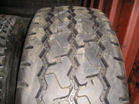 2 Tires Retreads 425/65r22.5 truck trailer tire recap 42565225 radial