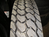 (4-Tires) Retreads 10R22.5 Mud and Snow truck tire recap Radial 10225