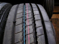(4-Tires) 11R24.5 tires GL283A 16 PR All Position tire 11/24.5 Samson 11245