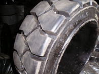(2-tires) 16x6x10-1/2 tires Advance solid forklift press-on tire 16x6x10.5 TR 16610