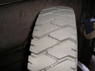 (2-Tires) 5.00-8 Non-Marking Forklift Tire 8 PR air tire 5008