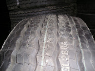 (2-Tires) 385/65r22.5 GL286A 18 ply rating All Position truck tire 38565225