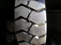 (2-tires) 16x6-8 tires Advance solid forklift tire 16/6/8 flat proof 1668