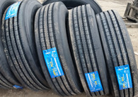 (4-Tires) 12R22.5 R216 All position truck tire 18 PR Road Lux 12225