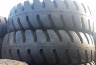 (2-Tires) 21.00-35 Advance Rock E4 earth-mover tire 36 PR 210035