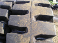 (4-tires) 26.5-25 Earth-mover loader tire 20 PR L5 Samson / Advance 26525