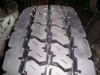 (8-Tires) Retreads 285/75r24.5 Power Trac Recap truck tire 285/75/24.5 28575245