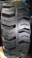 (2-Tires) 15x5x11-1/4 Solid IDL forklift press-on traction tire USA Made 15511