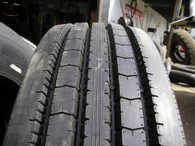 (8-Tires) 11R22.5 R216 All position truck tire 16 PR Road Lux 11225