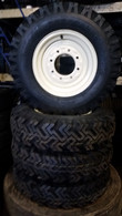 4-Tires and Wheels skid-steer snow tires 7.50-16 mounted and ready 75016
