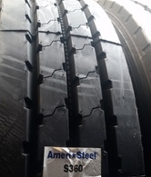 (6-tires) 11R22.5 tires General S360 All Position 16 PR tire 11/22.5 USA 11225