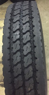 (4-Tires) 11R22.5 tires AD757 rear drive 16PR truck tire 11/22.5 WestLake 11225