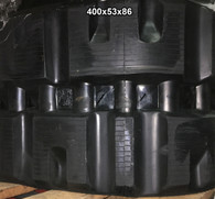 (2-Tracks) CAT Rubber Track 259B 259B3 259D (OPTION 2) 400x53x86 4005386