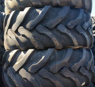 (2-Tires) 21L24 tires backhoe tractor 12PR tire 21/24 SLA R4 Dirty Dawg 2124