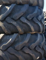(2-Tires) 19.5L24 tires backhoe tractor 12PR tire 19.5/24 SLA R4 Dirty Dawg 19524