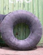 HUGE 58-60 INCH OD BIG new truck / tractor tire rubber inner tube