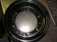 Toyota forklift 7FBU25 5FG25 wheel / rim for tire size 6.00/9 6.00-9 6009