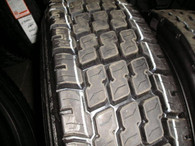 Retread 245/70r19.5 Rev Lug M/S truck tire recap 245/70/19.5 tires 24570195