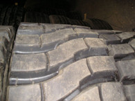 (2-Tires) Deep Lug 300-15 Solid forklift lift-truck recap tire retread 30015
