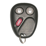 3 Button GM SUV Keyless Remote - GM3500_B
