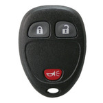 Keyless Entry Key Remote Fob for GM, Chevrolet, and GMC 15913420 3-button