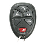 GM Keyless Remote 5 Button Side Door
