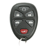 GM Keyless Remote 6 Button Auto Start & Dual Side Doors