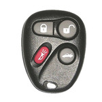 Saturn Ion Keyless Remote - GM3370_B