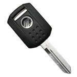 Mercury OEM Transponder Chip Key Blank