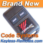 Code Alarm Keyless Entry Remote Power Code Systems GOH-TSM-23