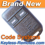 Code Alarm Keyless Entry Remote Power Code Systems GOH-TSM-23 - CODE800_A