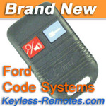 Ford Code Alarm Keyless Entry Remote Power Code Systems GOH-M24