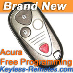 Acura MDX  Keyless Entry Remote Fob New